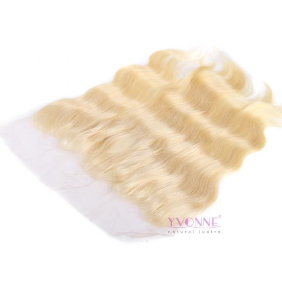YVONNE Body Wave 613 Virgin Hair Lace Frontal 13x4 100% Human Hair Products