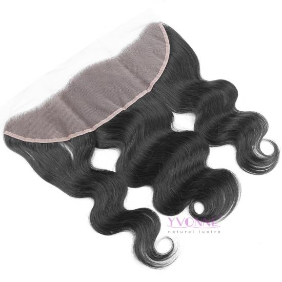 Yvonne Fashion New Brazilian Lace Frontal,100% Unprocessed Virgin Hair Body wave Lace Frontal,10